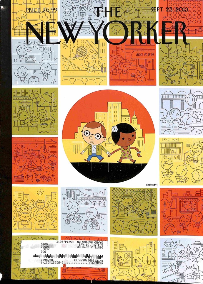 The New Yorker, September 23 2013