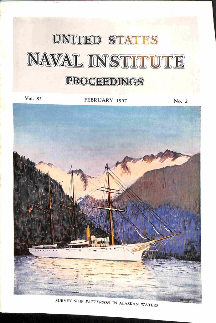 US Naval Institute Proceedings, February 1957