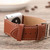 Dragonball Vegeta Saiyan Royal Crest Apple Watch Leather Band Strap