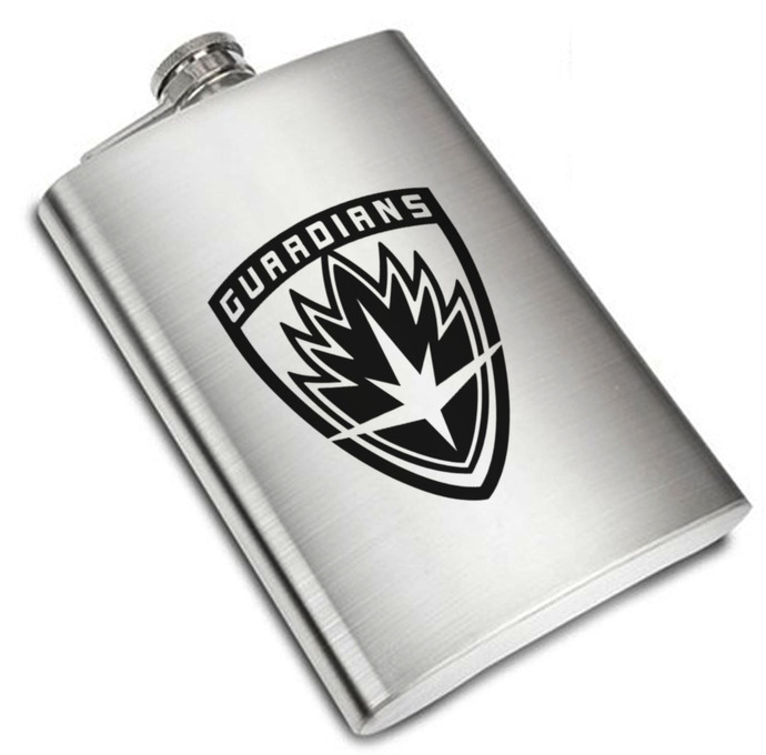8 oz Guardians of the Galaxy Liquor Stainless Steel Flask
