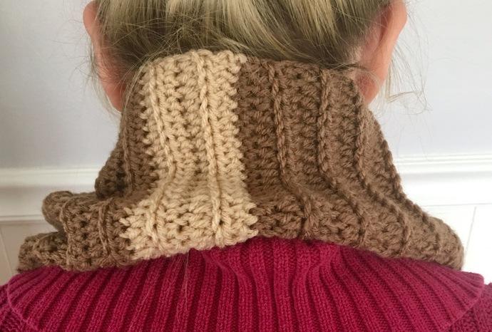 Ready To Ship Tom Baker Scarf Crafty Kitty Crochet