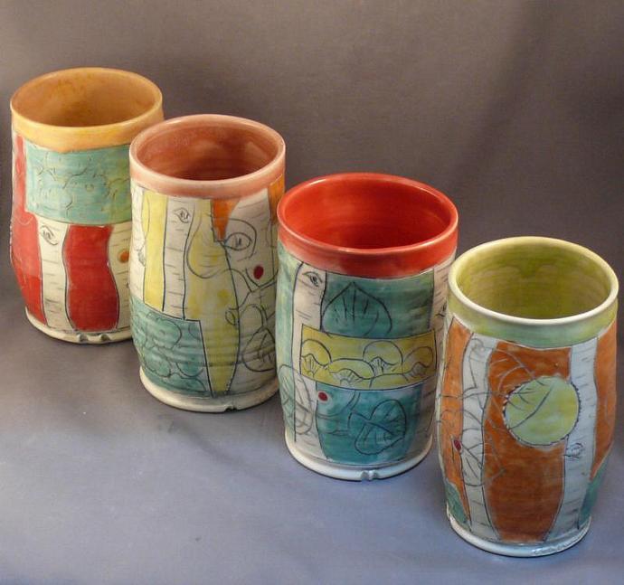 Art Tumblers Cups Mugs
