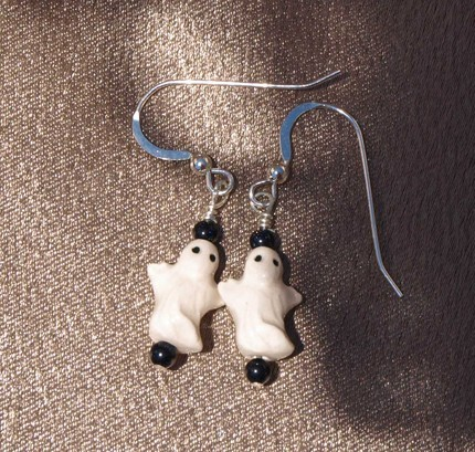 Ghost Earrings 8055