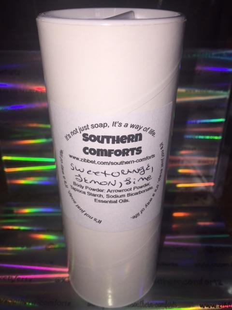 Body Powder 4 oz. +(larger size)