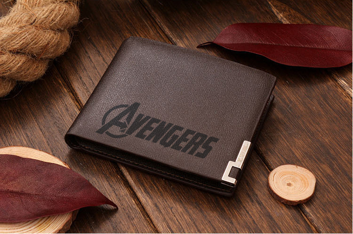 Avengers Leather Wallet