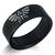 Zelda Symbol black ring