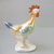 Vintage German porcelain Bird figurine,rooster ,hand painted