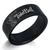ThinkerBell  black ring