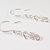 Sterling Silver Seahorse Earrings, Seahorse Earrings, Sterling Silver Sea Dragon