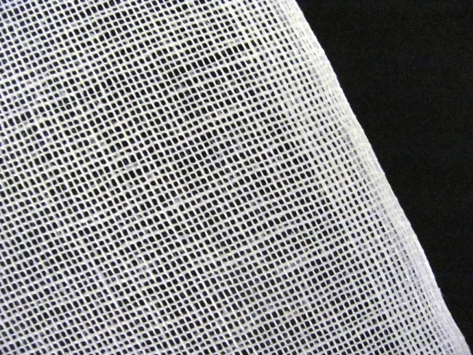 42 Yards Buckram Medium Lightweight Millinery Foundation Material for Hat