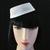 5 Pillbox Buckram Hat Frames for Millinery, Fascinators, and Hat Making