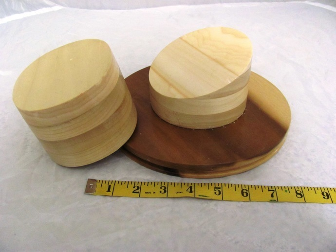 FORMS  FOR HAT MAKING NEW 2  MINIATURE DOLL HAT MOLD