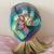 READY TO SHIP Crochet Pastel Rainbow Lightweight Slouchy Hat - Women's / Teens