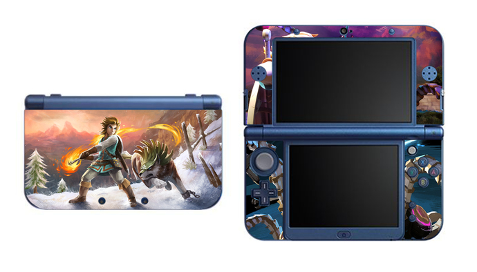 Legend of Zelda Guardian Breath of the Wild NEW Nintendo 3DS XL LL, 3DS, 3DS XL