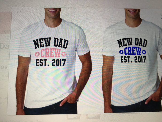New Dad shirt
