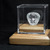 Authentic guitar pick and display case: Tommy Shaw / Styx