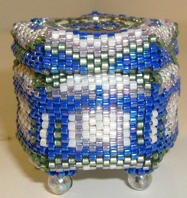 Carousel Box - Blue Version