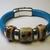 Regaliz Greek Leather Bracelet, Item #2411