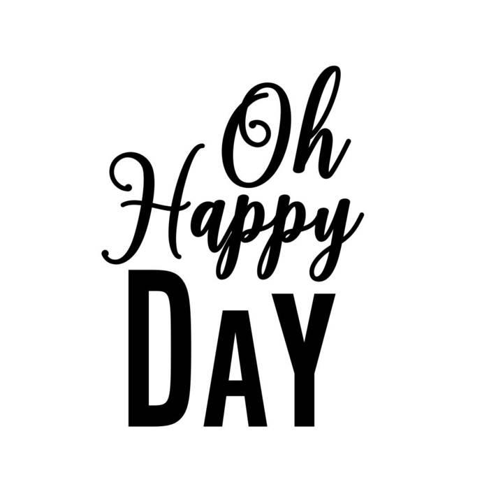 Happy Day Clip Art