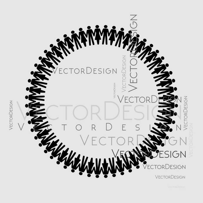 Frame - SVG - Instant Download - Clipart - Graphics - Dxf - EPS - Png - Cdr - Ai