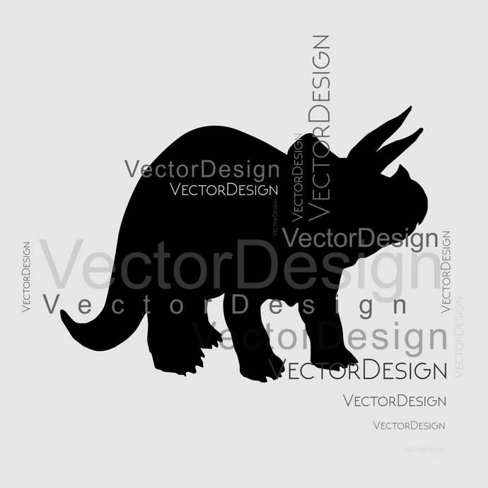 Brontosaurus Jurassic Creature Dinosaur SVG design EPS Png Pdf Vector Art