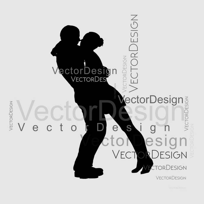 Boy Couple Female Girl Love SVG design EPS Png Pdf Vector Art Clipart instant