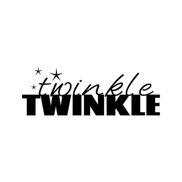 Twinkle Star Phrase Graphics SVG Dxf EPS Png Cdr Ai Pdf Vector Art Clipart