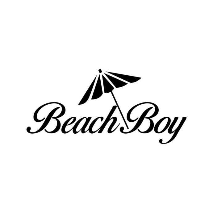 Beach Boy Sunshade Phrase Graphics SVG Dxf EPS Png Cdr Ai Pdf Vector Art Clipart