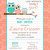 owl baby shower invitation floral chic invite diaper wipe brunch co-ed baby