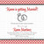 Couples Bridal Invitation happily ever after bridal shower Rehearsal Dinner save