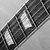 Grayscale Guitar Portrait: Classic Les Paul Neck