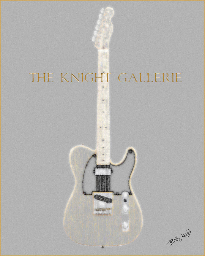 Classic guitar portrait: The Fender Telecaster