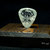 Ricky Phillips / Styx: authentic guitar pick and display platform