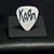KORN: commemorative guitar pick and display case