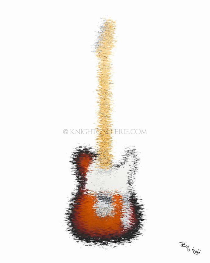 Guitar Image; Fender Telecaster