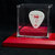 TOMMY LEE/Motley Crue: authentic guitar pick and display case