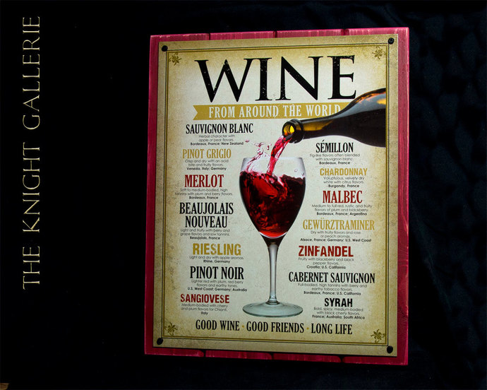 The Wine Sign