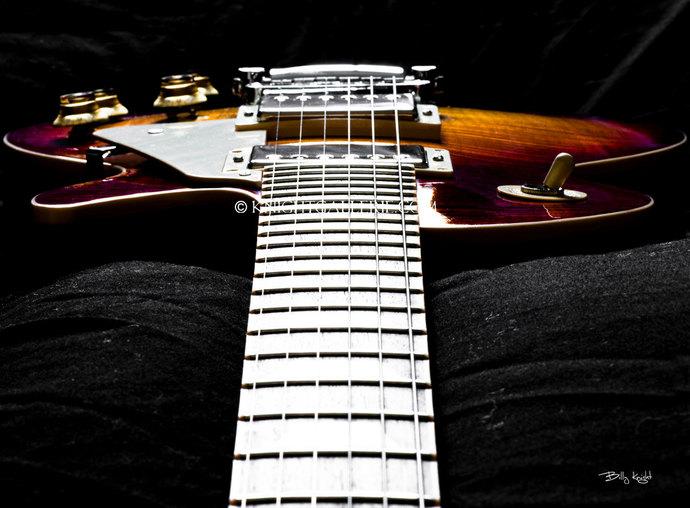 Les Paul Portrait: All Time Classic Guitar