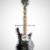 RICKENBACKER BASS artistic rendering: Lemmy tribute