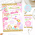CANDYLAND Party Invitation, Candy Land Birthday Invitation, Candyland Birthday