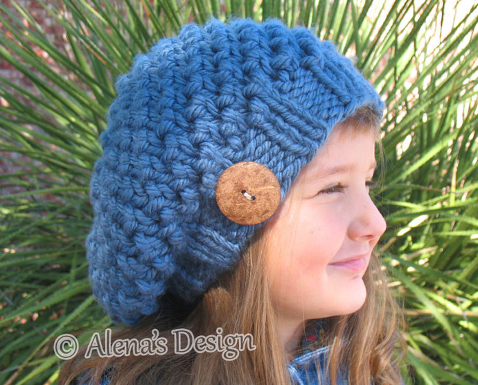 Knitting Pattern 094 Hat Knitting Pattern By Alenasdesign On