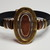 Euro Italian Leather Bracelet, Item #2427