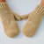 Crochet Pattern 105 - Crochet Mitten Pattern for Adult Mittens in three sizes