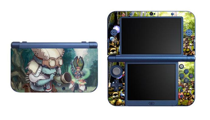 Monster Hunter Felyne NEW Nintendo 3DS XL LL, 3DS, 3DS XL Vinyl Sticker / Skin