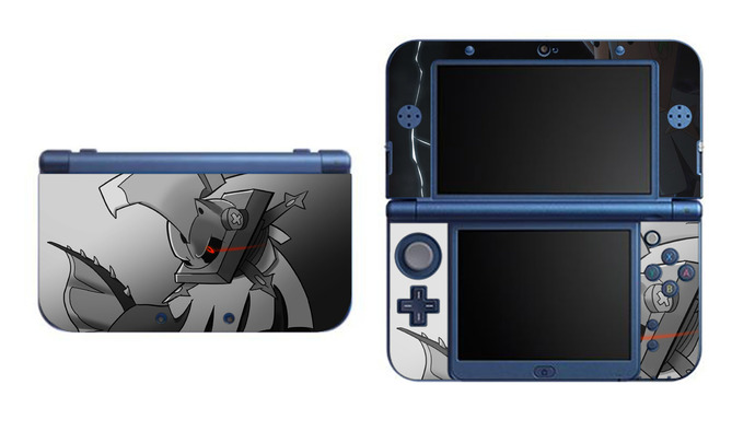 Null NEW Nintendo 3DS XL LL, 3DS, 3DS XL Vinyl Sticker / Skin Decal