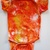 Baby's  Onesie - Baby's Bodysuit - Colorful Reds and Oranges - Ice Dyed Baby's