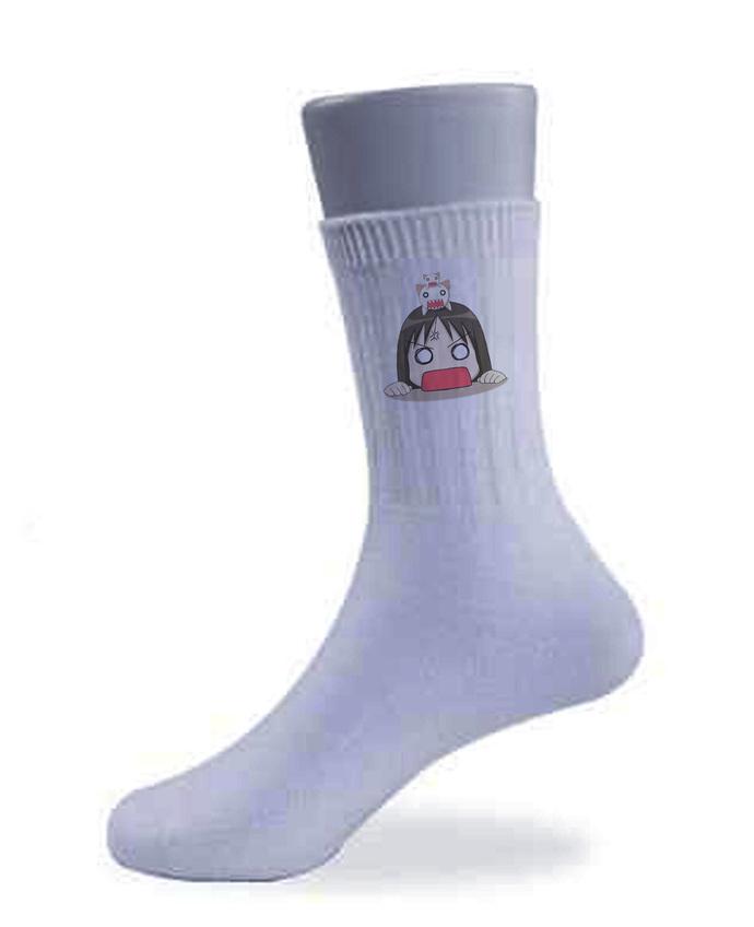 A Pair Of Azumanga Daioh Socks
