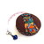 Tape Measure with Kachina Figures Retractable Measuring Tape