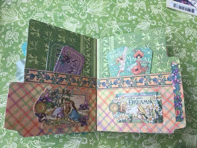 Wee Fairy Booklet