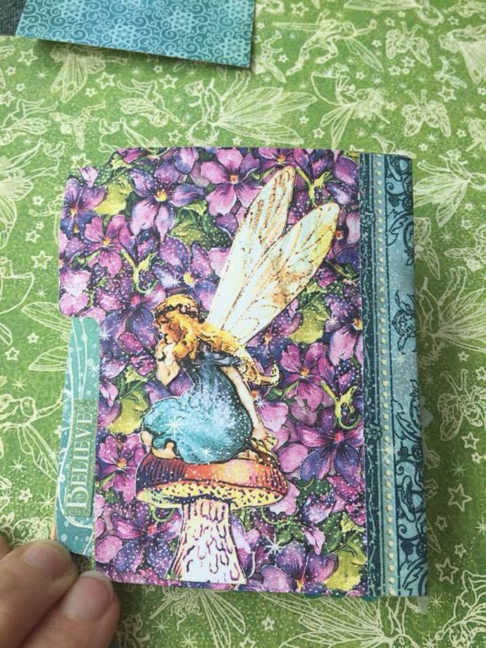 Wee Fairy Booklet 1